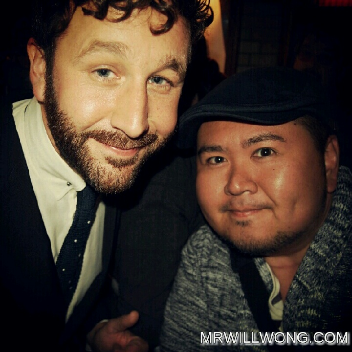 "#TIFF12: CHRIS O'DOWD AT PREMIERE FOR ""THE SAPPHIRES"""