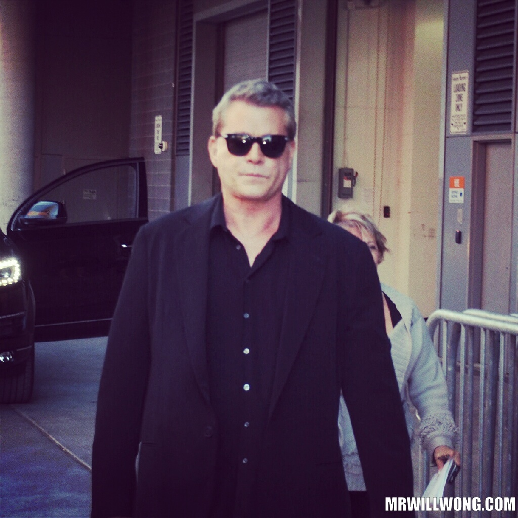 """#TIFF 12: RAY LIOTTA AT PRESS CONFERENCE FOR """"THE ICEMAN"""""""