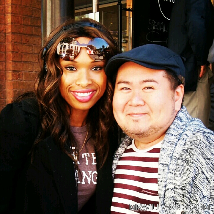 "#SPOTTED: JENNIFER HUDSON IN TORONTO FOR ""BLISS BALL"" & ""WE DAY"""