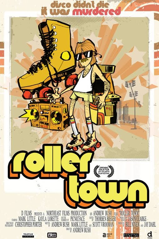 "GIVEAWAY: ENTER TO WIN PASSES TO SEE ""ROLLER TOWN"""