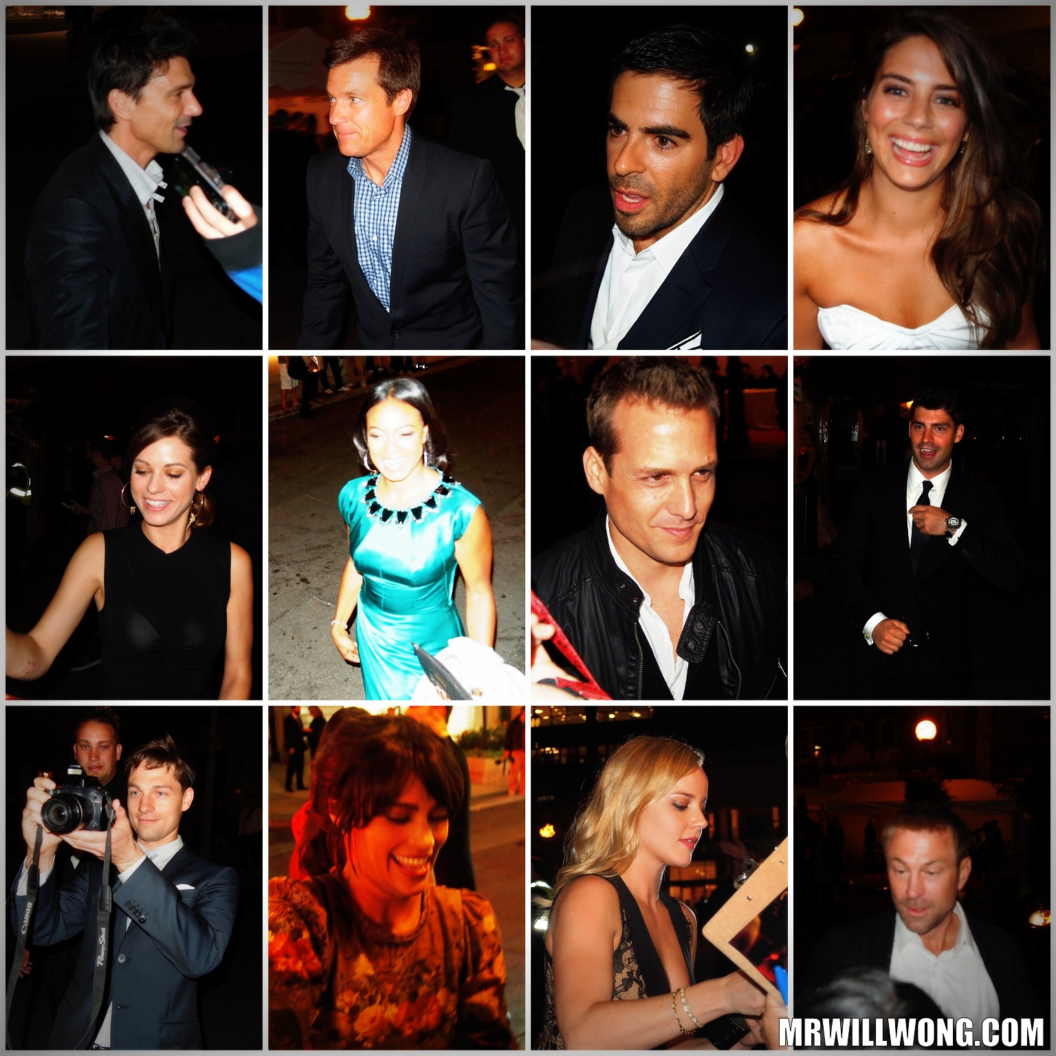 #TIFF12: INSTYLE MAGAZINE PARTY CELEBRITY ARRIVALS