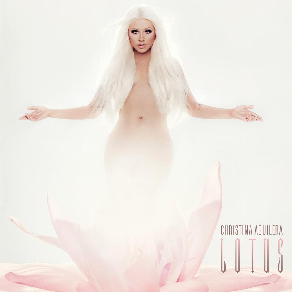"#GIVEAWAY: ENTER TO WIN A COPY OF CHRISTINA AGUILERA'S ""LOTUS"""
