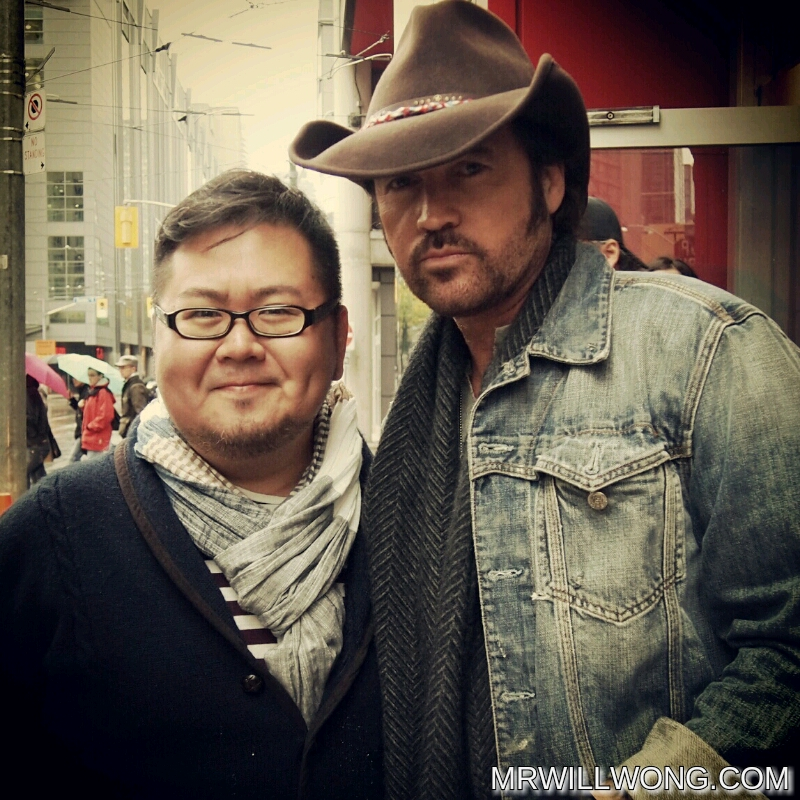 "#SPOTTED: BILLY RAY CYRUS IN TORONTO FOR ""CHANGE MY MIND"""