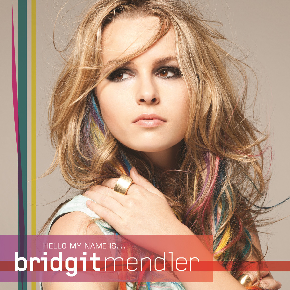 "#GIVEAWAY: ENTER TO WIN A COPY OF BRIDGIT MENDLER'S ""HELLO MY NAME IS"""