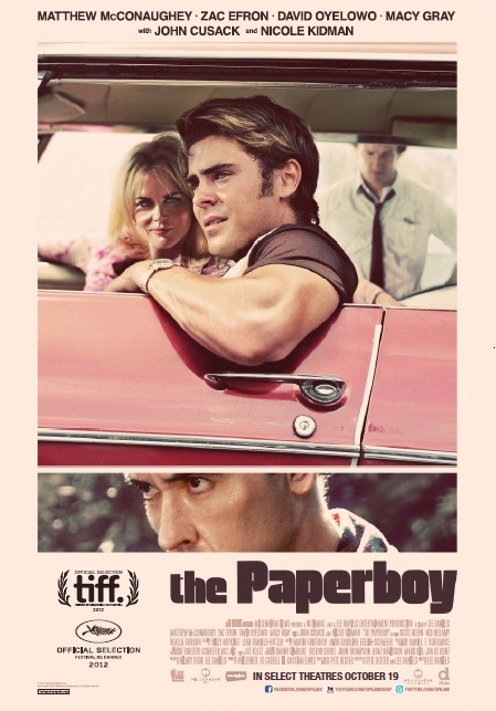 "#GIVEAWAY: ENTER TO WIN PASSES TO SEE ""THE PAPERBOY"" ACROSS CANADA"