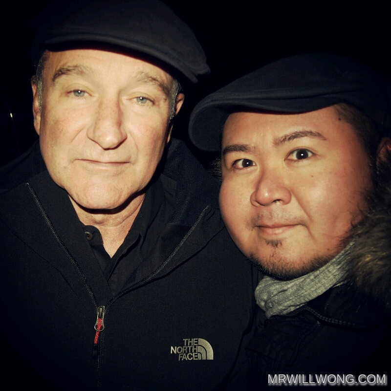 #SPOTTED: ROBIN WILLIAMS IN TORONTO AT SONY CENTRE FOR THE PERFORMING ARTS