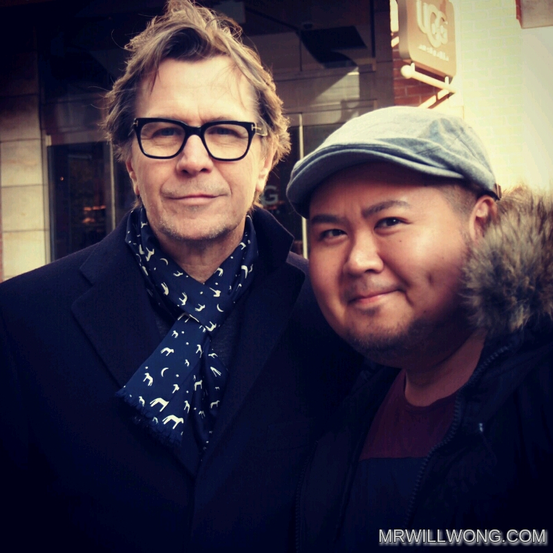 "#SPOTTED: GARY OLDMAN IN TORONTO FOR ""ROBOCOP"" 
