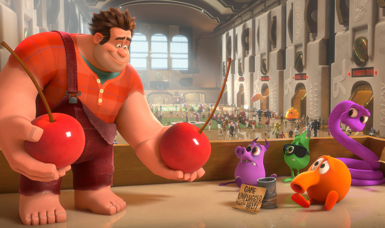 "#BOXOFFICE: ""WRECK-IT RALPH"" DESTRUCTIVE AT THE BOX OFFICE"