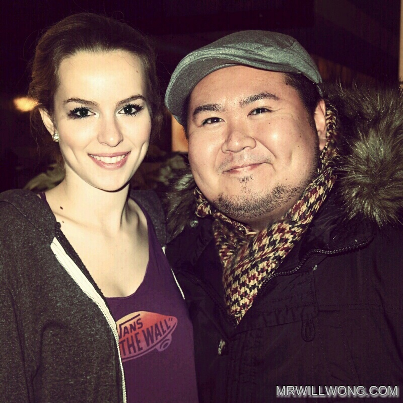 "#SPOTTED: BRIDGIT MENDLER IN TORONTO FOR ""THE BIG JINGLE"""