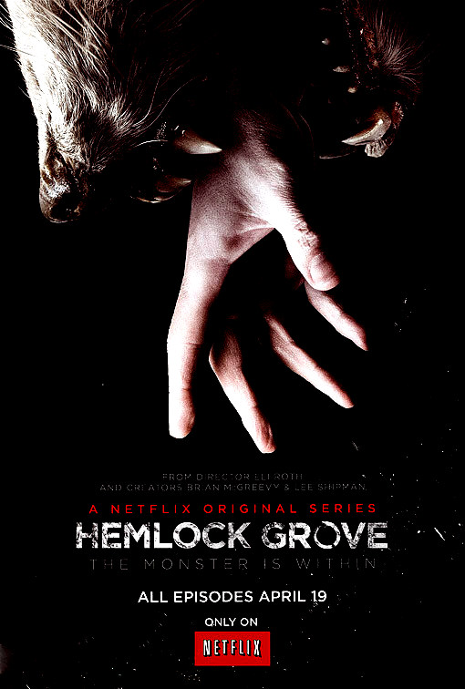 Hemlock Grove – Todas as Temporadas – Dublado