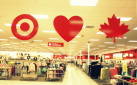 TARGET CANADA OPENS FIRST THREE PILOT STORES TODAY