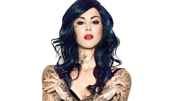 "kat von d essay Theresa rojas examines the prolific, heavily tattooed kat von d, who offers an  aesthetic that challenges tattoo culture and notions of the ""monstrous body."