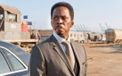 """#SPOTTED: HAROLD PERRINEAU IN TORONTO FOR """"THE BEST MAN HOLIDAY"""""""