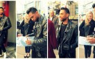 """#SPOTTED: MIGUEL IN TORONTO FOR ALICIA KEYS' """"SET THE WORLD ON FIRE TOUR"""""""