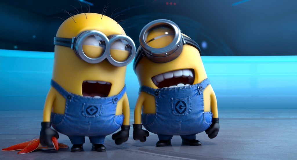Nothing Despicable At All Here! Despicable Me 2 Is Far And Clear The Winner  At The Box Office This Weekend With A Massive $81 Million Debut For  Universal ...