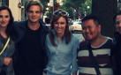 """#SPOTTED: THE CAST OF USA NETWORK'S """"HORIZON"""" INCLUDING RUTH BRADLEY, TAYLOR HANDLEY AND MARK FAMIGLIETTI"""
