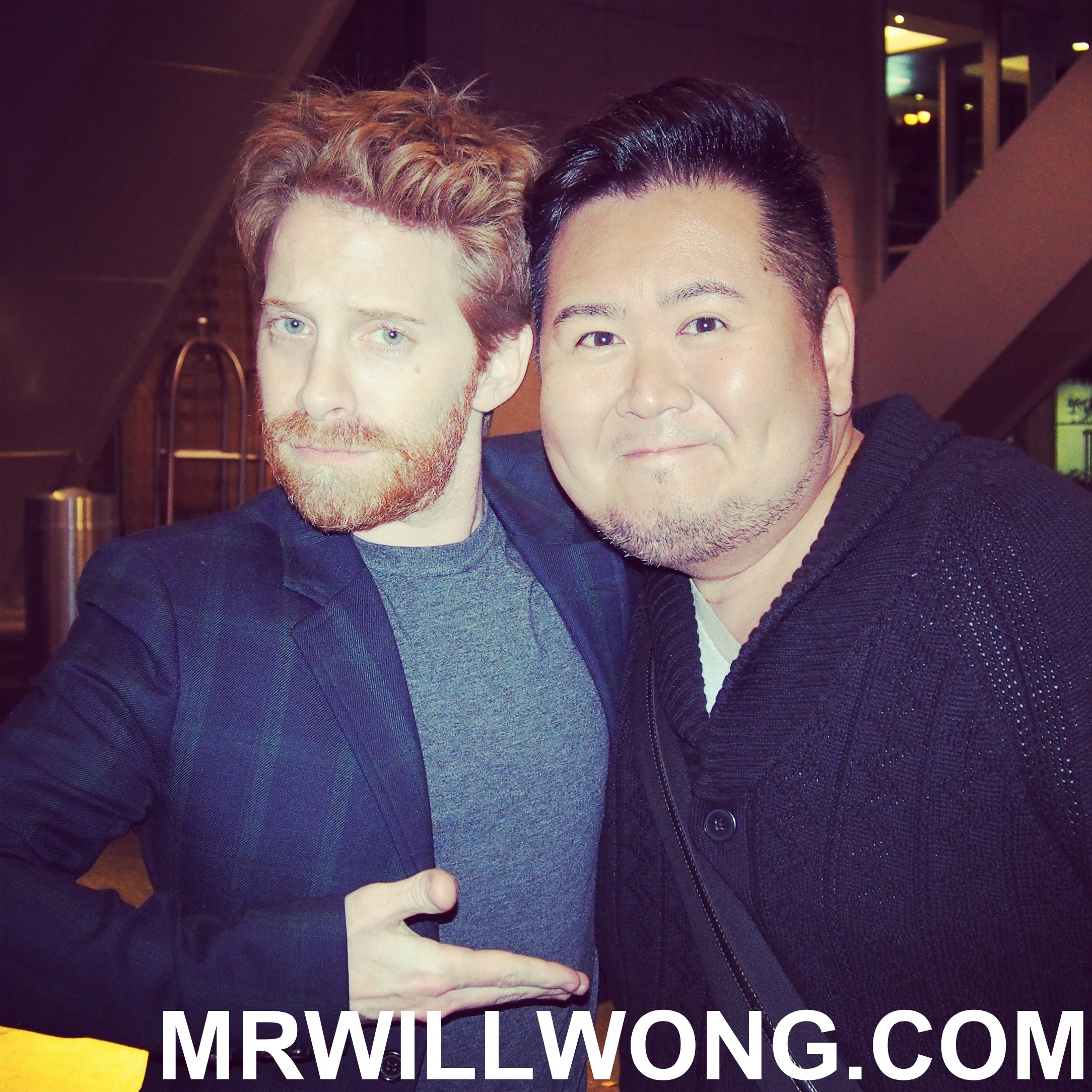 Mr. Will Wong, Toronto Entertainment Blogger | #SPOTTED ...