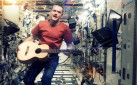 """#SPOTTED: CHRIS HADFIELD IN TORONTO FOR """"AN ASTRONAUT'S GUIDE TO LIFE ON EARTH"""""""