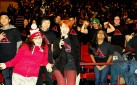 """#FIRSTLOOK: FANS SCREAM IN DELIGHT AT SPECIAL TORONTO FAN SCREENING OF """"PARANORMAL ACTIVITY: THE MARKED ONES"""""""