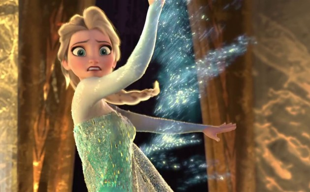 "#GIVEAWAY: ENTER TO WIN A ""FROZEN""  ON DVD!"