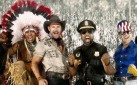 #SPOTTED: THE VILLAGE PEOPLE IN TORONTO FOR WORLD PRIDE 2014