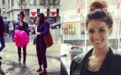 #SPOTTED: SHENAE GRIMES-BEECH IN TORONTO FOR ANABELLE COSMETICS