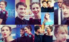 """#SPOTTED: DANIEL RADCLIFFE, ZOE KAZAN, MEGAN PARK & MORE IN TORONTO FOR """"THE F WORD"""""""