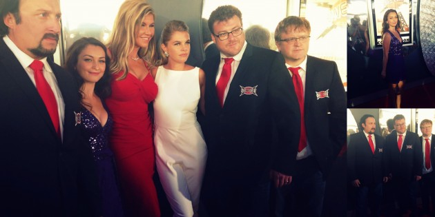 """#SPOTTED: THE TRAILER PARK BOYS AT """"SWEARNET"""" PREMIERE"""