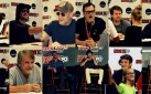 #SPOTTED: STARS IN TORONTO FOR FAN EXPO CANADA 2014
