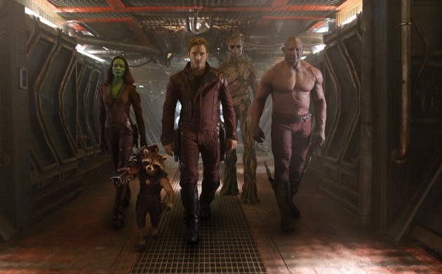 """#BOXOFFICE: """"GUARDIANS"""" ALIVE AND WELL AT BOX OFFICE"""