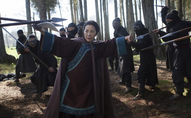 "#FIRSTLOOK: ""CROUCHING TIGER, HIDDEN DRAGON: THE GREEN LEGEND"" TO STREAM ON NETFLIX"