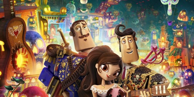 "#REVIEW: ""THE BOOK OF LIFE"""