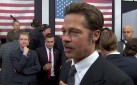 "#FIRSTLOOK: BRAD PITT, LOGAN LERMAN, DAVID AYER + MORE AT THE WASHINGTON, D.C. PREMIERE OF ""FURY"""