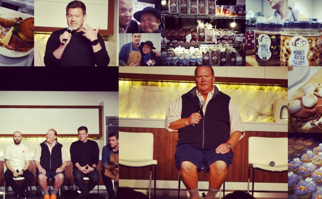 #SPOTTED: MARIO BATALI, TYLER FLORENCE, CHUCK HUGHES + MORE IN TORONTO FOR THE DELICIOUS FOOD SHOW 2014