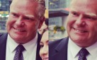 """#SPOTTED: TORONTO MAYORAL CANDIDATE DOUG FORD AT CITY'S """"BREAKFAST TELEVISION"""""""