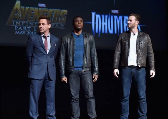 #FIRSTLOOK: MARVEL ANNOUNCES UPCOMING FILM SCHEDULE IN PHASE 3 OF MARVEL CINEMATIC UNIVERSE