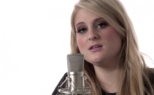 "#NEWMUSIC: MEGHAN TRAINOR COVERS SAM SMITH'S ""STAY WITH ME"" 