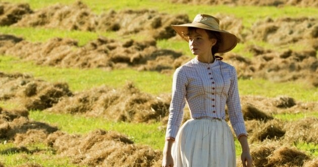 """#FIRSTLOOK: TEASER FROM """"FAR FROM THE MADDING CROWD"""""""