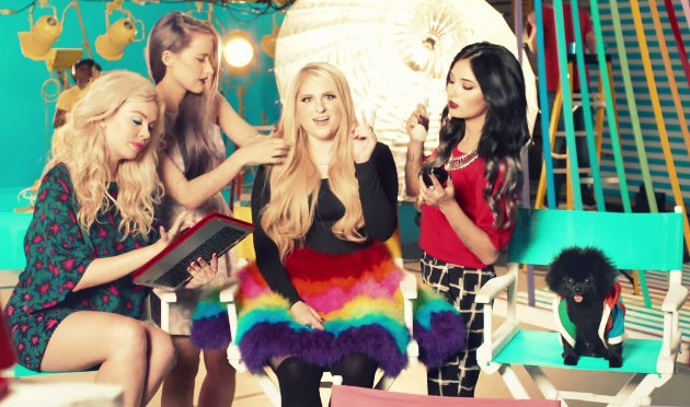 "#NEWMUSIC: MEGHAN TRAINOR – ""LIPS ARE MOVIN"""