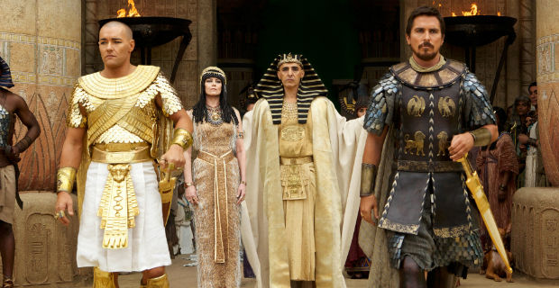 """#BOXOFFICE: """"EXODUS: KINGS AND MEN"""" PLAGUES THE COMPETITION FOR BOX OFFICE"""