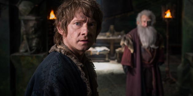 """#BOXOFFICE: """"THE HOBBIT"""" BATTLES ITS WAY TO THE TOP"""