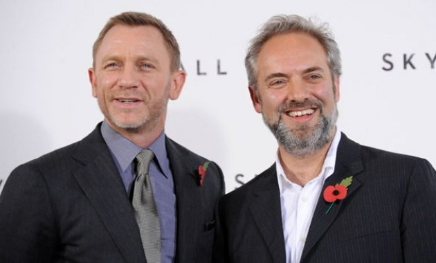 "#FIRSTLOOK: NEW VLOG OF SAM MENDES ON ""SPECTRE"""