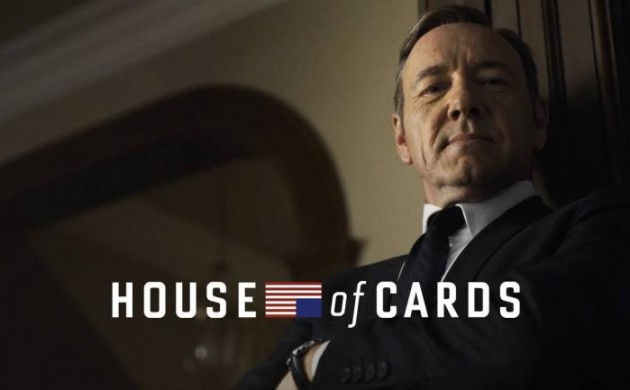 "#FIRSTLOOK: SEASON 3 OF ""HOUSE OF CARDS"" NOW STREAMING!"