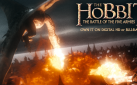 "#GIVEAWAY: ENTER TO WIN ""THE HOBBIT: THE BATTLE OF THE FIVE ARMIES"" ON BLU-RAY!"