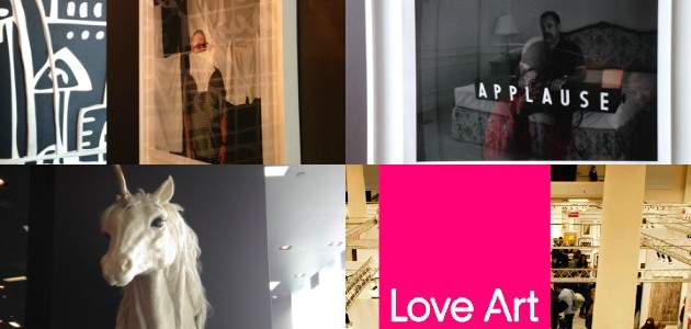 #EVENTS: LOVE ART EXHIBIT PREVIEW AT THOMPSON HOTEL