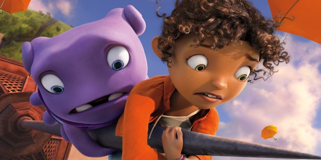 """#REVIEW: """"HOME"""""""