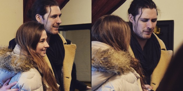 #SPOTTED: HOZIER IN TORONTO AT MASSEY HALL