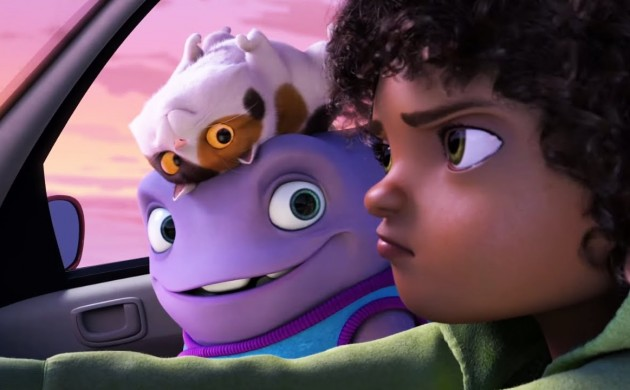 """#BOXOFFICE: """"HOME"""" HITS A HOME RUN IN ITS DEBUT"""
