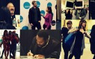 #SPOTTED: CHAD COLEMAN, SHANNEN DOHERTY, KAREN GILLAN, AARON ASHMORE, GRANT BOWLER + MORE AT 2015 TORONTO COMICON