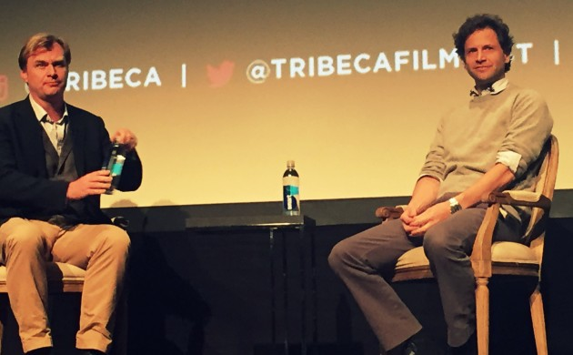#TRIBECA: CHRISTOPHER NOLAN AT TRIBECA FILM FESTIVAL
